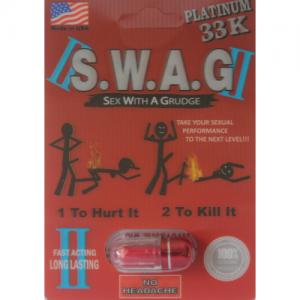 S.W.A.G II male enhancement pills